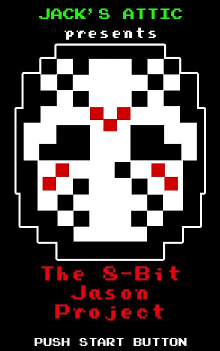 The 8-Bit Jason Project Banner