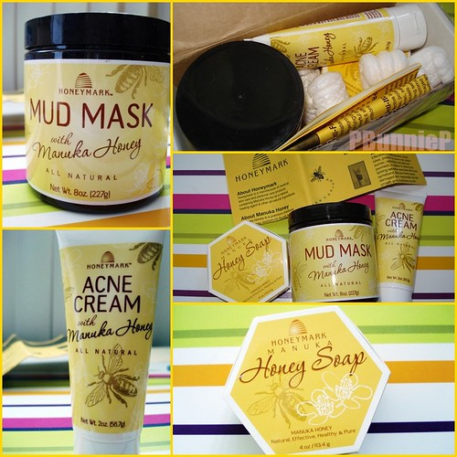 HoneyMark products All