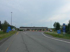 US Border & Customs Station