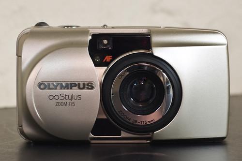 Olympus Stylus Epic Zoom 115
