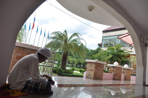 The life of Ramadan 1431,Pondok bantan,Thailand
