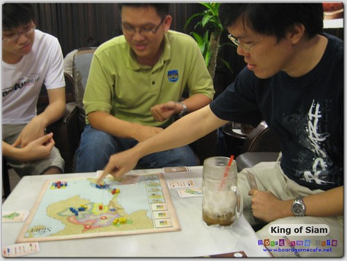 BGC Meetup - King of Siam