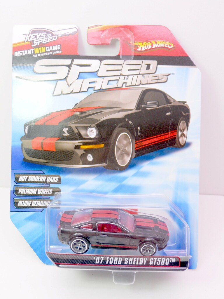 hws speed machines '07 ford shelby gt500 (1)