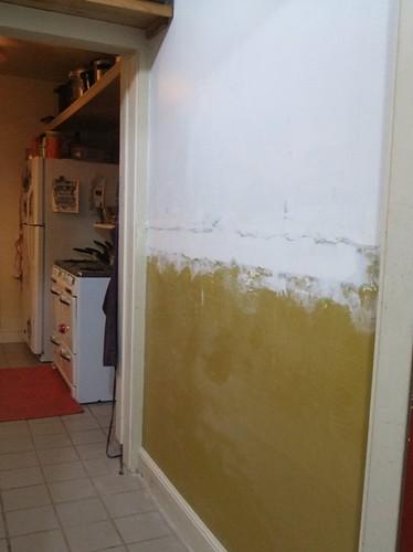 Wall repair midway