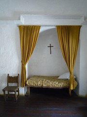 Novizenzimmer im Monasterio Santa Catalina, Arequipa