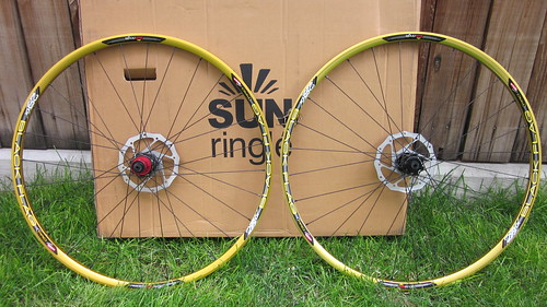 Sun Ringle Black Flag 29er