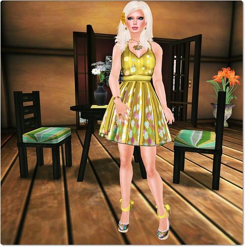 Review - Haven Designs - Picnic Sundress