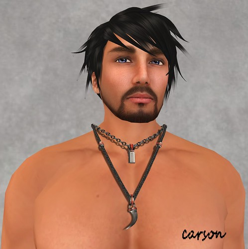 Opium Tribal Necklace Male