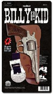Billy the Kid cap pistol