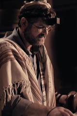 The Rabbi Reads the Torah
