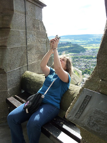 photography at the top