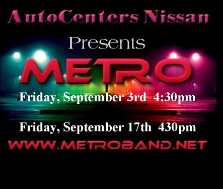 METRO 9-3 and 9-17-10