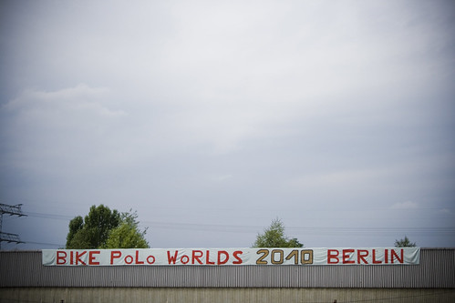 Bike Polo Worlds 2010 Berlin