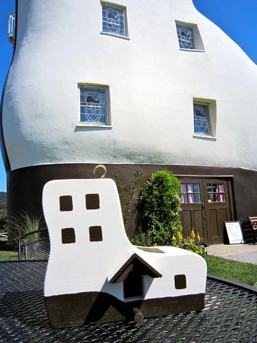 Shoe House Bird House