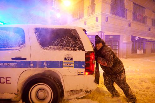32/365 - 2/1/2011 - Title: Snowmageddon - Location: Chicago