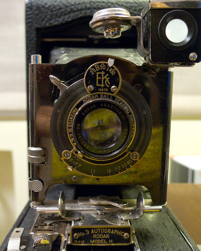 Kodak autographic No.3
