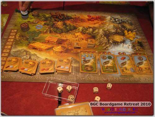 BGC Retreat - Stone Age