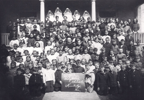 Holy Name School Class of 1913