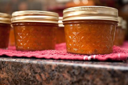 Apricot-Rosemary Jam