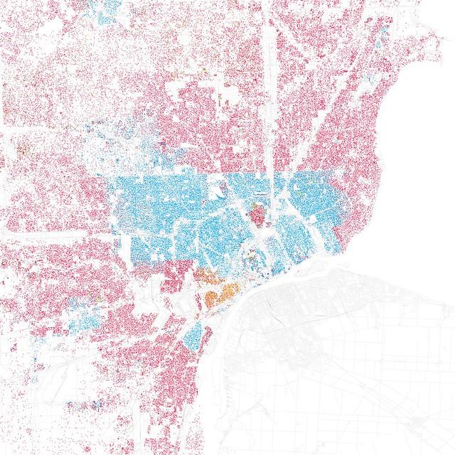 Race and ethnicity: Detroit