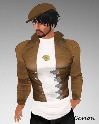 MHOH4 # 45 - IC DESIGN & BOE T-Shirt, Jacket and Cap
