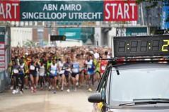 start Utrechtse Singelloop