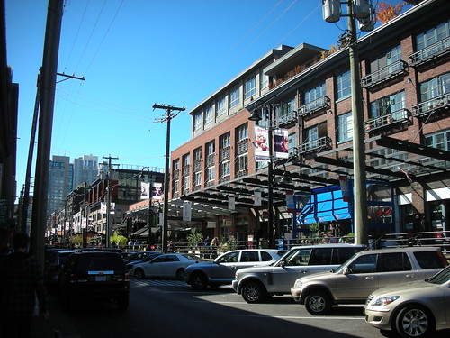 Vancouver Yaletown