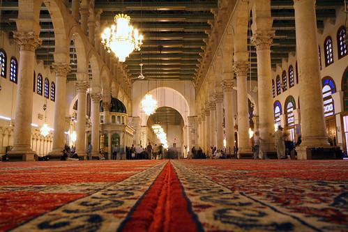 Umayyed Mosque, Damascus , Syria. 2010 2706
