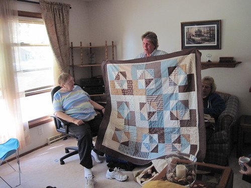 Pat's other Karrie quilt