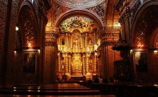 Quito, La Campania