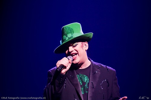 Boy George Night of the Proms Gelredome (13-11-2010).