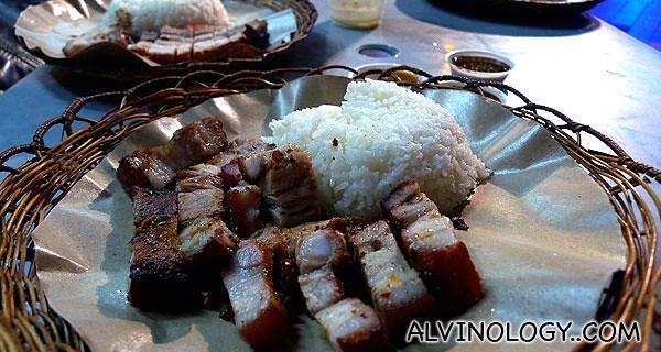 Mang Kiko's Pork Belly Set