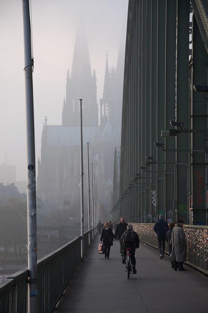 Bridge Over Cologne