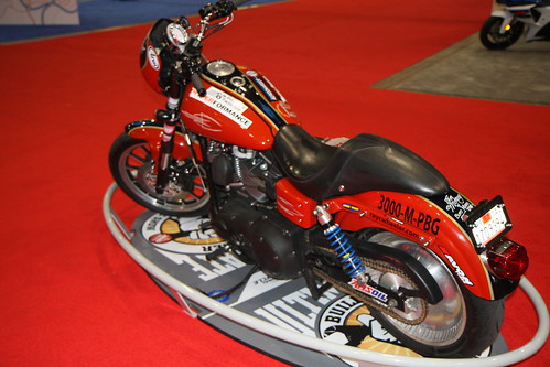 2010 San Mateo - Ray Wheeler - Ultimate Builder Custom Bike Show