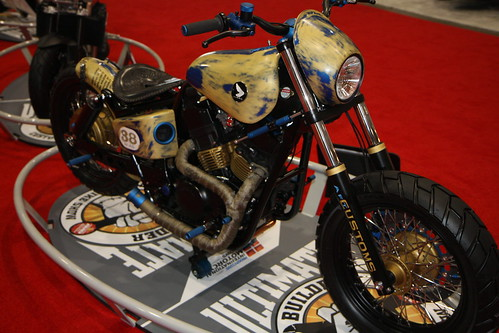 2010 San Mateo - Jim Giuffra - Ultimate Builder Custom Bike Show