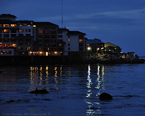 Monterey by Night