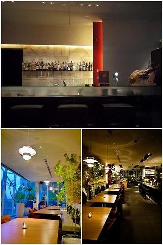 Kuriya Penthouse: Interior