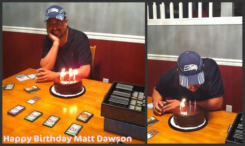 Dawson's Birthday