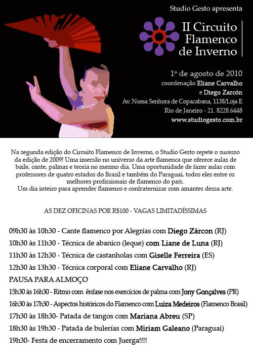 II Circuito Flamenco de Inverno