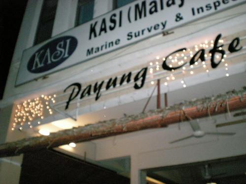 Payung Cafe, Sibu 1
