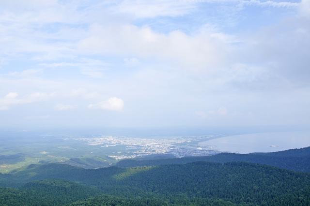 むつ湾展望台