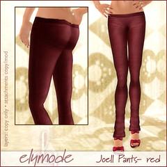 *elymode* Joell pants