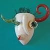 Jenny Orchard. Wall vase