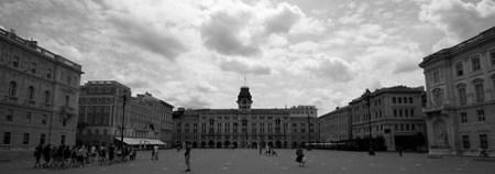 Triest: Bedrohtes Rathaus