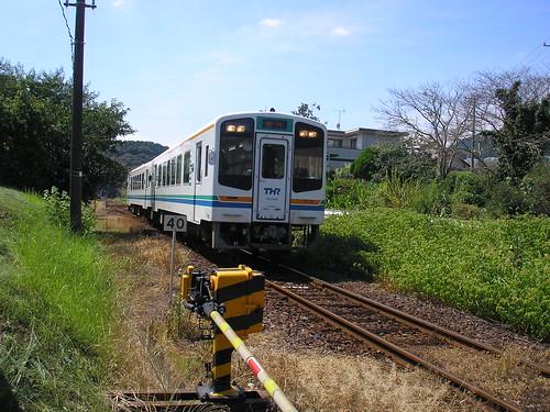 Tenryu-Hamanako Line train