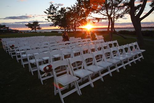 Abandoned Wedding on Goat Island