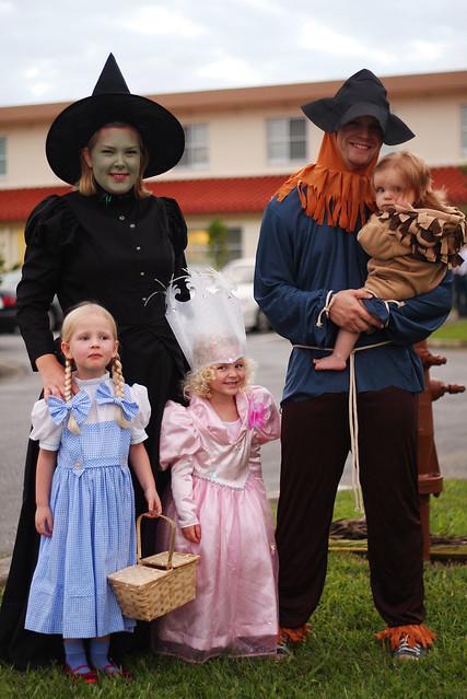 McMillian Halloween 2010