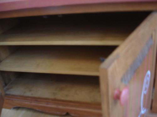 Swankety Swank Showcase: Snake Cabinet (inside)
