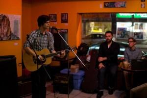 Jon Amor @ Umi Cafe