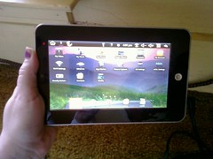 "iRobot MID - 7"" Android tablet"